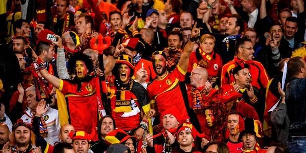 Fans quipe belgique coupe du monde 2014 coupe du monde 2018 football fifa russie - Coupe du monde belgique 2014 ...