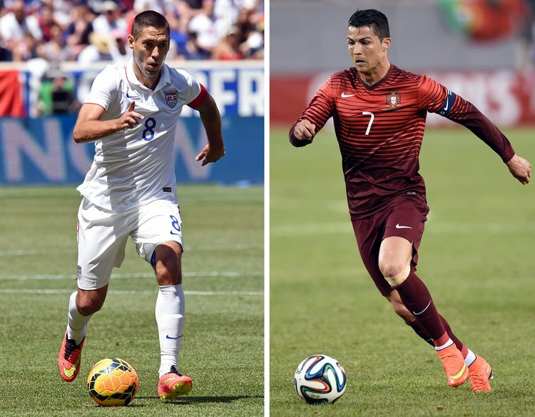vid u00e9o buts portugal etats unis r u00e9sum u00e9 match mondial 2014