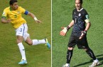 Vidéo buts Brésil Chili