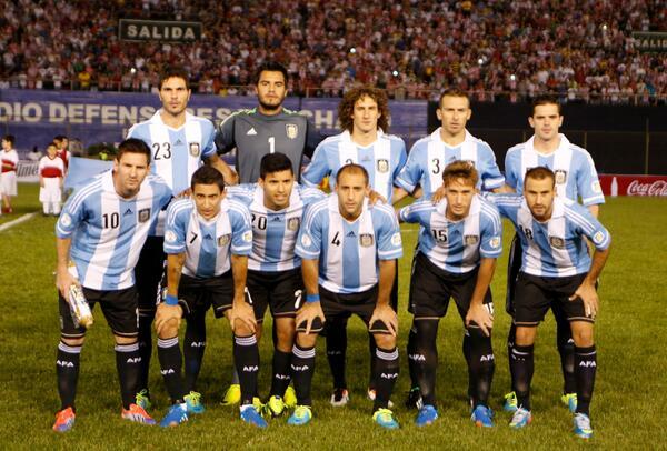 Coupe du monde 2014 l 39 argentine quipe la plus vieille - Equipe argentine coupe du monde 2014 ...