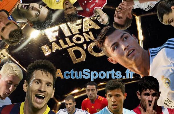 C. Ronaldo ballon d'or 2014 ?