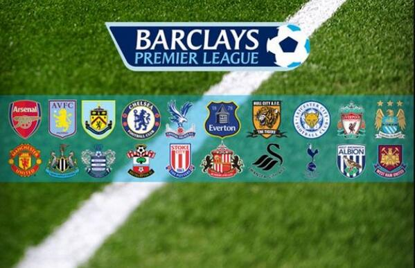 Premier league calendrier
