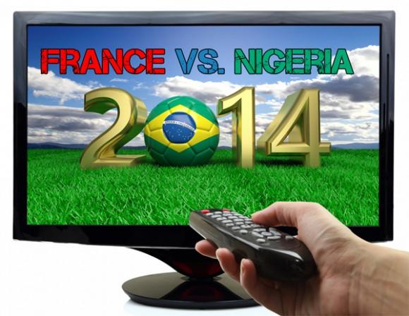 france nigeria  quelles chaines tv pour la retransmisison