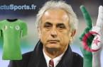 Liste des 23 joueurs algériens sélectionnés pour la Coupe du Monde 2014