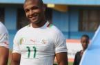 Yacine Brahimi équipe d'Algérie