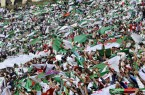 supporter Algérie  qualification Coupe du monde 2014