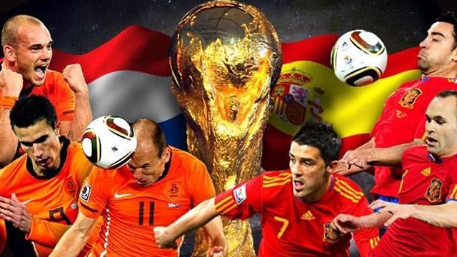 Vid o buts pays bas espagne 5 1 r sum match coupe du monde 2014 - Coupe du monde espagne 2014 ...