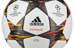 Ballon Ligue des Champions 2014-2015