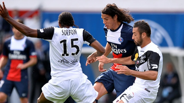 Quelle chaine tv psg guingamp ligue 1 diffusion retransmission - Coupe de france retransmission tv ...