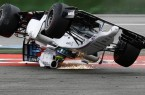 crash de Felipe Massa