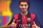 premier but de  Suarez FIFA BALLON D'OR 2014