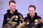 Van Gaal à Manchester United