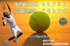 Finale Wimbledon 2014 de son 8ème titre