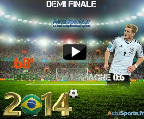 7:0 pour l'Allemagne !!!