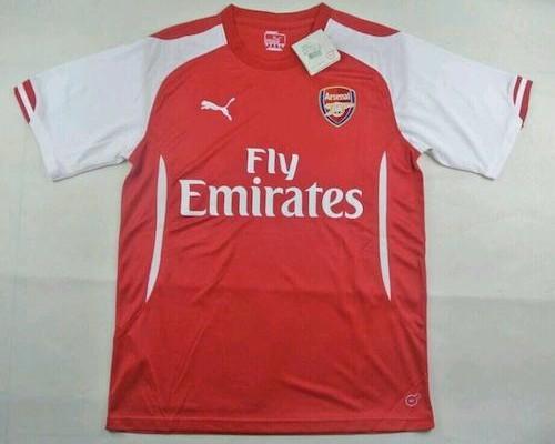 maillot puma Arsenal 2014-2015