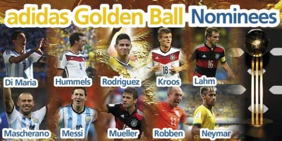 Meilleur joueur de la coupe du monde 2014 les 10 nomin s - Le classement de la coupe du monde ...