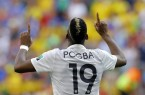 France -Nigeria Pogba homme du match