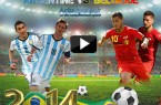 streaming Argentine-Belgique