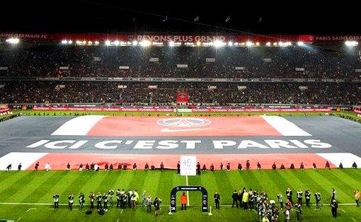 Billets PSG Barcelone