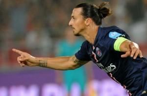 pénalty de Zlatan PSG-Reims