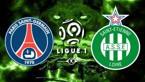 Vidéo buts PSG Saint Etienne