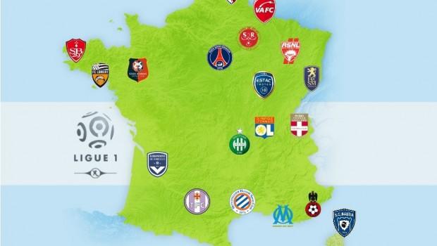 Facebook classement clubs ligue 1 football - Resultat foot coupe de france 2015 ...