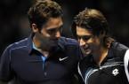 chaine TV Federer Ferrer