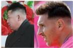 coupe de cheveux de Messi