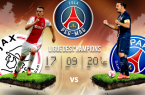 Ajax PSG streaming  live