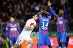 Vidéo buts Caen PSG