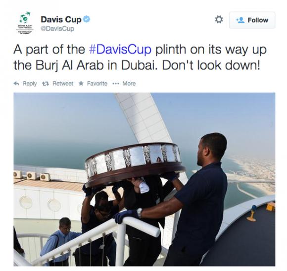 Troph e de la coupe davis france suisse davis cup - Retransmission coupe davis ...