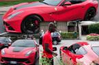 Ferrari de Mario Balotelli