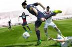 Ibrahimovic PSG sur FIFA 15