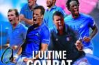 affiche match france suisse coupe davis 2014