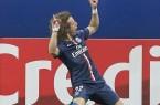 célébration de David Luiz