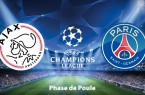 chaine TV Ajax PSG