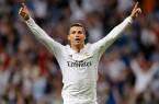 C. Ronaldo football