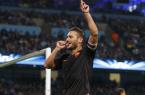 Francesco Totti AS Roma-Bayern Munich