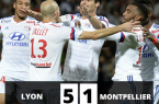vidéo buts OL Montpellier