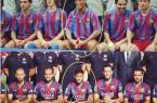 Ronaldinho et Neymar