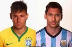 triplé de Messi
