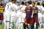 Football : Real de Madrid / Barcelone - Champions League
