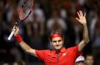 Roger FEderewr Tennis