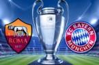 Vidéo buts Roma Bayern