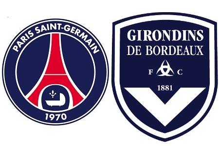 Vidéo buts PSG Bordeaux