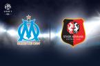 Vidéo buts Rennes OM
