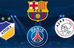 chaine TV APOEL Nicosie PSG