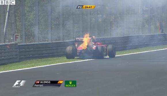 F1 de Fernando Alonso