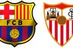 Vidéo buts Barcelone Séville