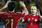 Vidéo buts Espagne Allemagne